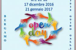 "Open Day Istituto ""G. Galli"" – Bergamo"