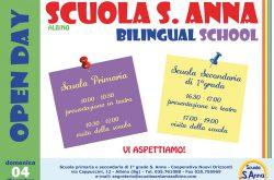 Scuola S. Anna Bilingual School Open Day – Albino