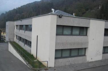 esterno Istituto Superiore ANDREA FANTONI – Clusone