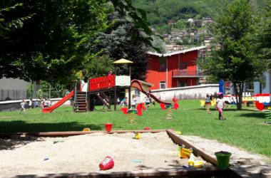 Giardino Asilo Infantile - Gandino